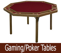 poker/game tables